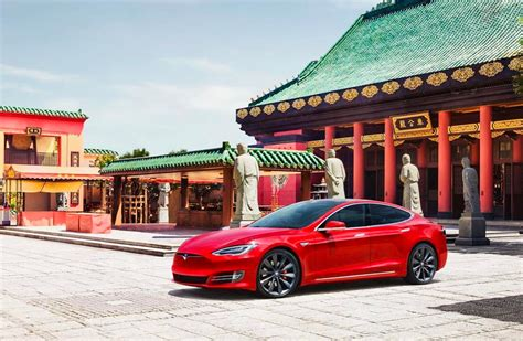 Tesla China Factory Tesla Reportedly Closing In On China Deal To Produce Cars