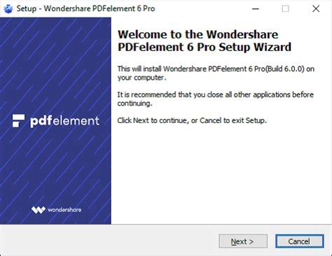 convert pdf to word plus registration code wondershare pdfelement pro 6 4 2 3104 crack plus download