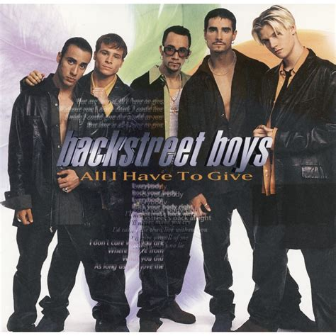 all i have to give all i have to give japan cds backstreet boys mp3 buy
