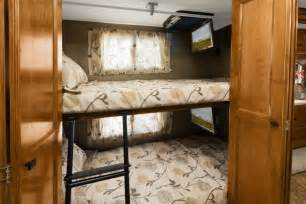 Camper Floor Plans With Bunk Beds by 12 Must See Rv Bunkhouse Floorplans General Rv Center