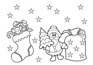 preschool christmas coloring pages printable printable kids colouring pages