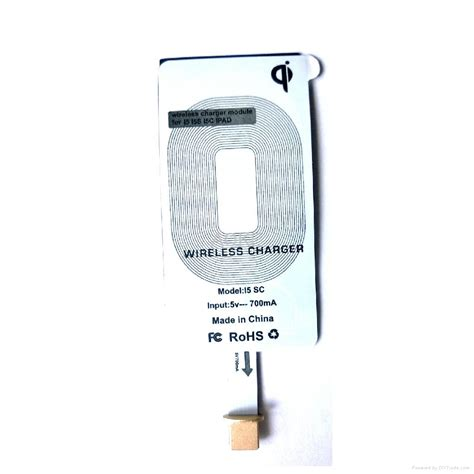 iphone 5 mini charger iphone 5 wireless charger mini receiver i520 aoke