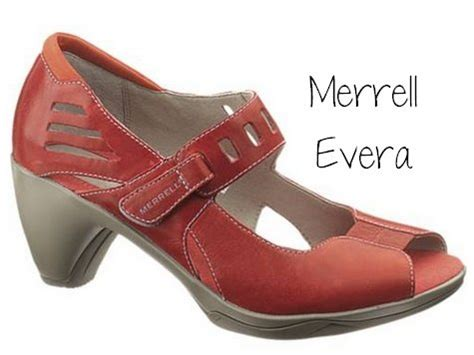 most comfortable high heels 2012 barkingdogshoes 187 merrell evera from the cycling