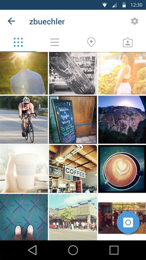 instagram design psd instagram app ui design psd freebies