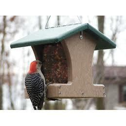 Backyard Nature Products Recycled Hopper Feeder From Backyard Nature Products