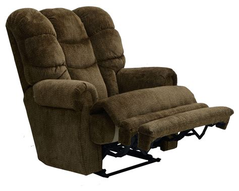 catnapper lay flat recliner catnapper malone lay flat recliner with extended ottoman