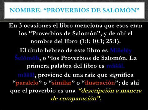 proverbios 225 rabes refranes sabios hebreos real biblioteca los proverbios