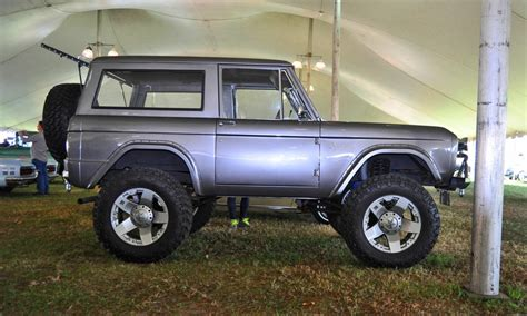 ford bronco 1973 ford bronco