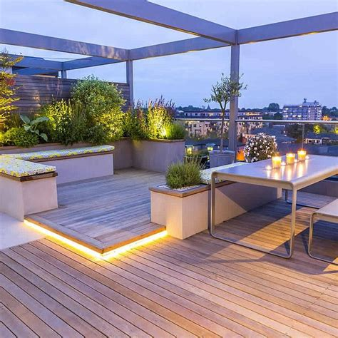 rooftop terrace design 25 best ideas about roof terrace design on pinterest
