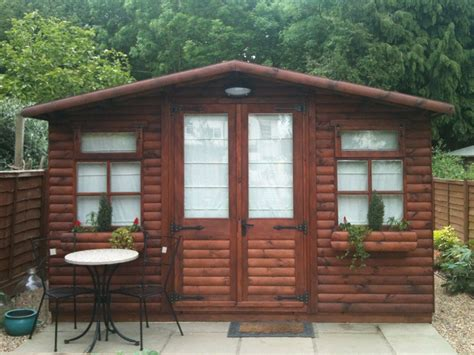 What Is A She Shed beauty therapy room in west sussex bakers timber buildings
