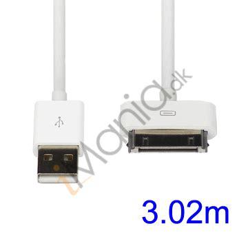 Kabel Usb 3 Meter Iphone 4 Iphone 3 Merk Griffin iphone usb kabel 3 meter