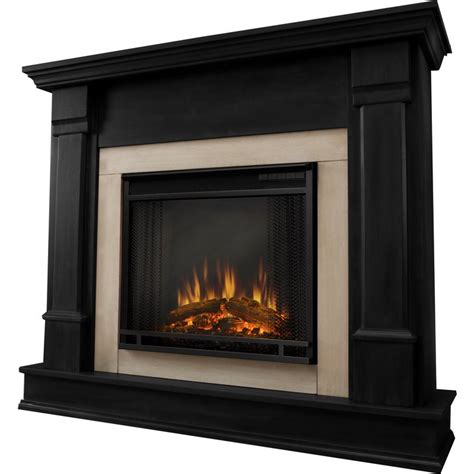 Indoor Gas Fireplace Ventless by Real G8600e B Silverton Indoor Ventless Electric