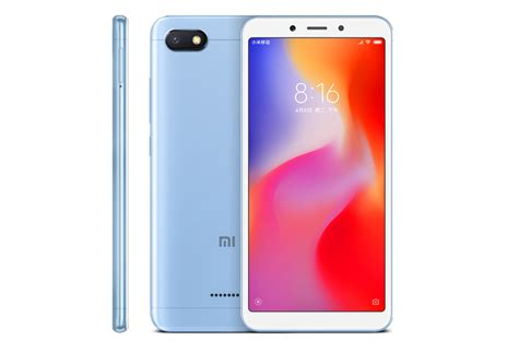 xiaomi redmi 6 redmi 6a revealed packing tiny chips