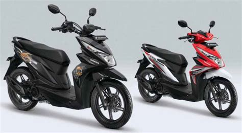 Striping Honda Beat Imsonia 1 ini penyebab penjualan sepeda motor baru terus menurun