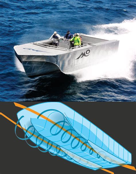 most fuel efficient boat hull design super boats 5 new designs go fast far even fly with
