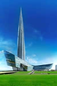 Home Interior Arch Design lakhta centre gazprom tower st petersburg e architect
