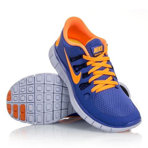 Nike Free 37 37 nike free 5 0 womens running shoes blue orange slashsport