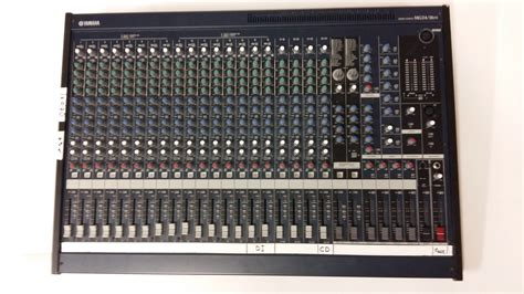 Mixer Yamaha Mg 24 yamaha mg24 14fx image 1532228 audiofanzine