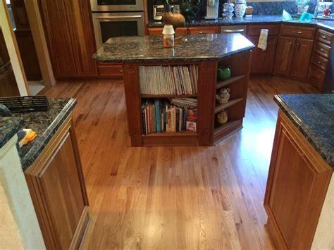 Red Oak Hardwood Flooring in Boulder CO   Floor Crafters
