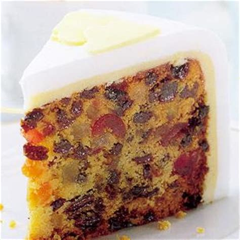the recipe izer simple christmas fruit cake