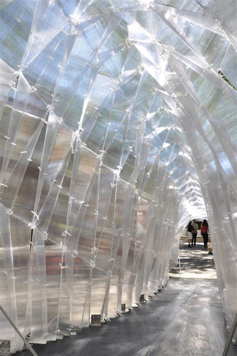 pavillon glas glass pavilion at usc school of architecture evolo