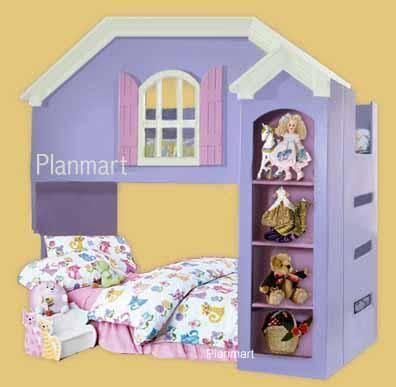 dollhouse bunk bed dollhouse loft bunk bed furniture woodworking plans