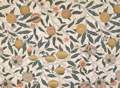 Home Inside Painting Design pomegranate design for wallpaper painting by william morris