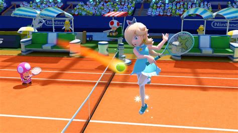 best tennis for wii mario tennis ultra smash review for wii u nintendo