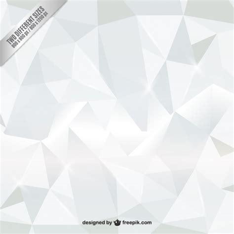 Polygon Premier 3 0 White white polygons background vector free