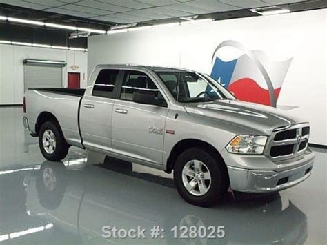 dodge ram 1500 bed liner purchase used 2014 dodge ram 1500 slt quad hemi bed liner