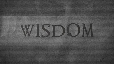 of wisdom feeding on jesus the wisdom of god feeding on