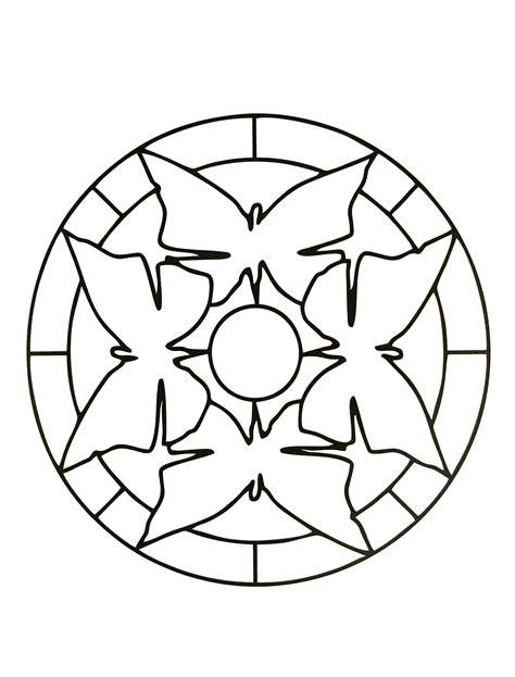 simple mandala coloring pages pdf easy mandalas for kids 100 mandalas zen anti stress