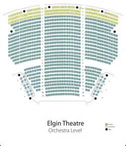 Winter Garden Theatre Toronto Seating Chart - elgin amp winter garden theatre centre toronto