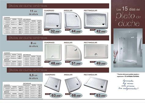 platos de ducha precio ofertas platos ducha cer 225 micos precios platos ducha