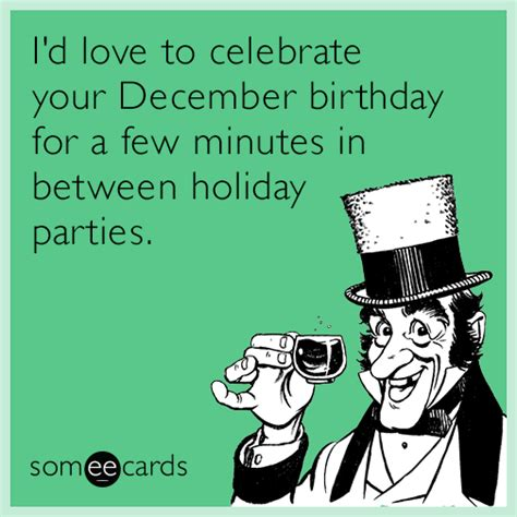 Birthday Ecard Meme - 30 holiday e cards that explain why christmas is kind of