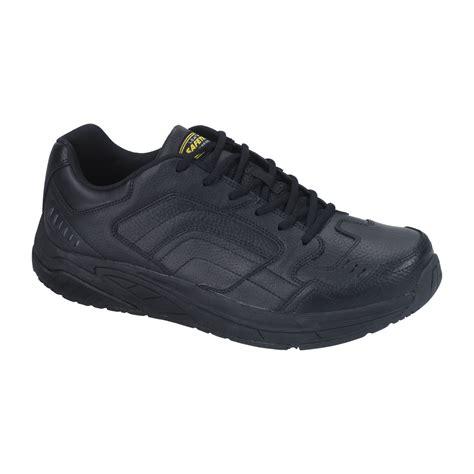 safetrax shoes safetrax s kameron2 athletic shoe ww black