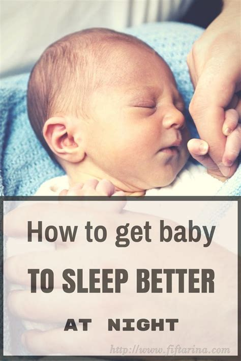 How To Get My Baby To Sleep In His Crib How To Get Baby To Sleep Better At Try These 5 Tips