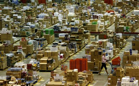 inside amazon amazon warehouses