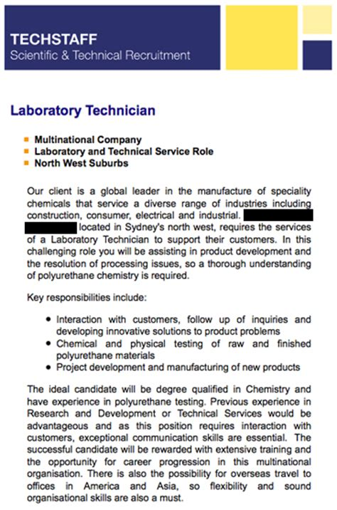 Technical Writing Resume Examples by Example Job Advertisements Current Undergraduates The