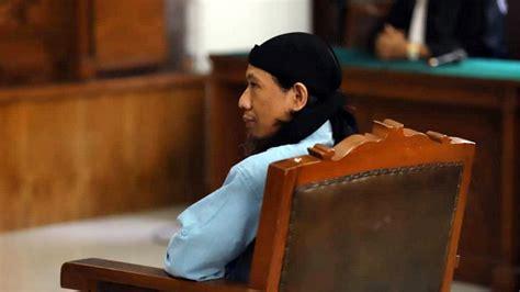 vonis hukuman mati aman abdurrahman menuai kontroversi