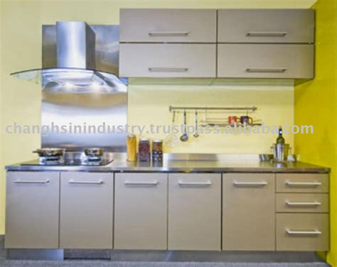 Metal Cabinets Kitchen by Steel Kitchen Cabinets Newsonair Org