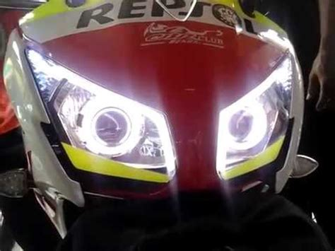 projector hid aes mini cbr 150r