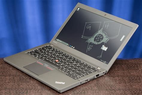 Laptop Lenovo Thinkpad X260 lenovo thinkpad x260 review computershopper