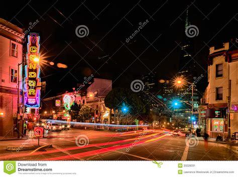city lights sf club san francisco condor club and transamerica pyramid