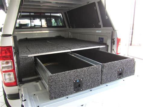 zambezi roller drawer ford ranger  supercab big