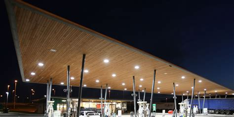 jwa architects fuel filling stations