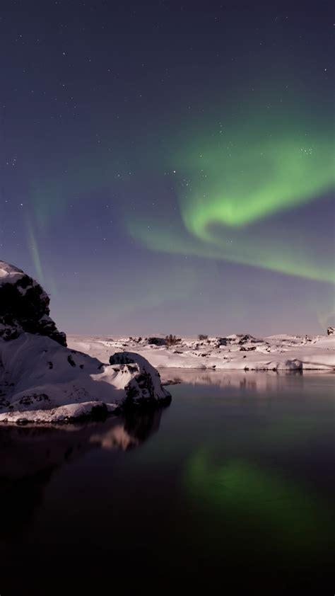 northern lights iphone wallpaper idrop news