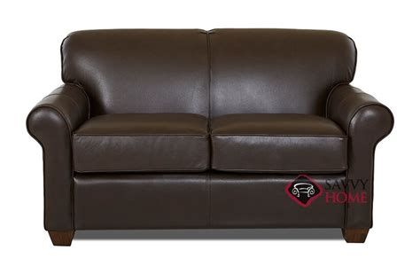 Calgary Sofa Bed Calgary Leather By Savvy Is Fully Customizable By You