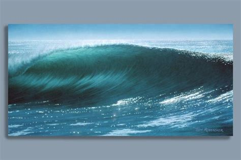 acrylic painting waves 1000 images about paintings on conch shells