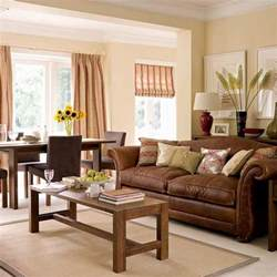 brown livingroom villas on